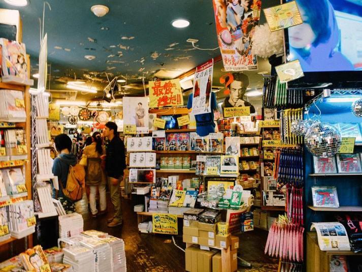 Shimokitazawa ย่านวินเทจ ตลาดมือสอง ของแนวๆ20
