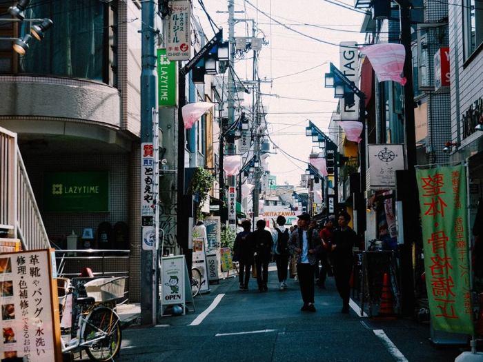 Shimokitazawa ย่านวินเทจ ตลาดมือสอง ของแนวๆ
