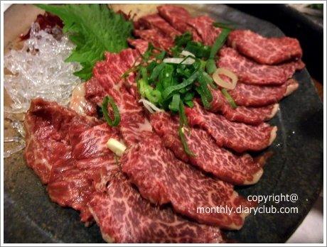 5 อาหารแปลกญี่ปุ่น horse meat