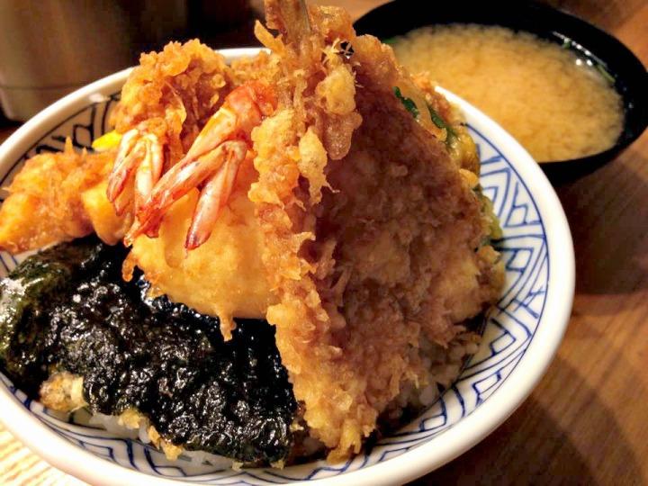 รวมเมนูข้าวญี่ปุ่นดงบุริ