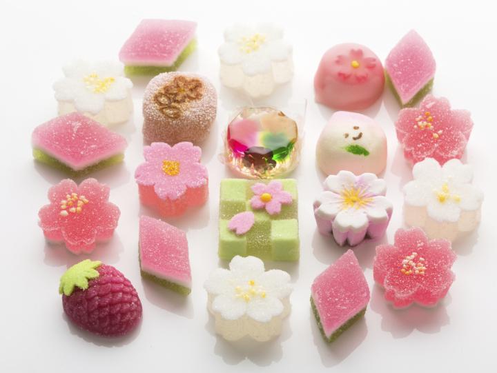 วาราบิโมจิเยลลี่เด้งดึ๋งขนมญี่ปุ่น