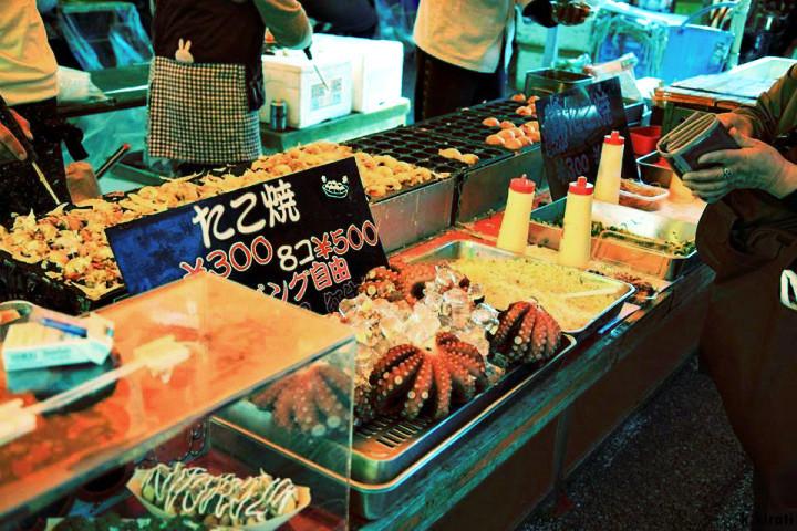 โคโบซัง ตลาดมือสองเกียวโต