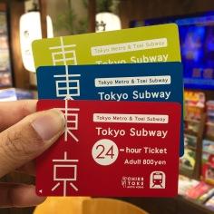 Tokyo Metro Pass